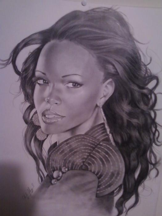 Rihanna by charles18